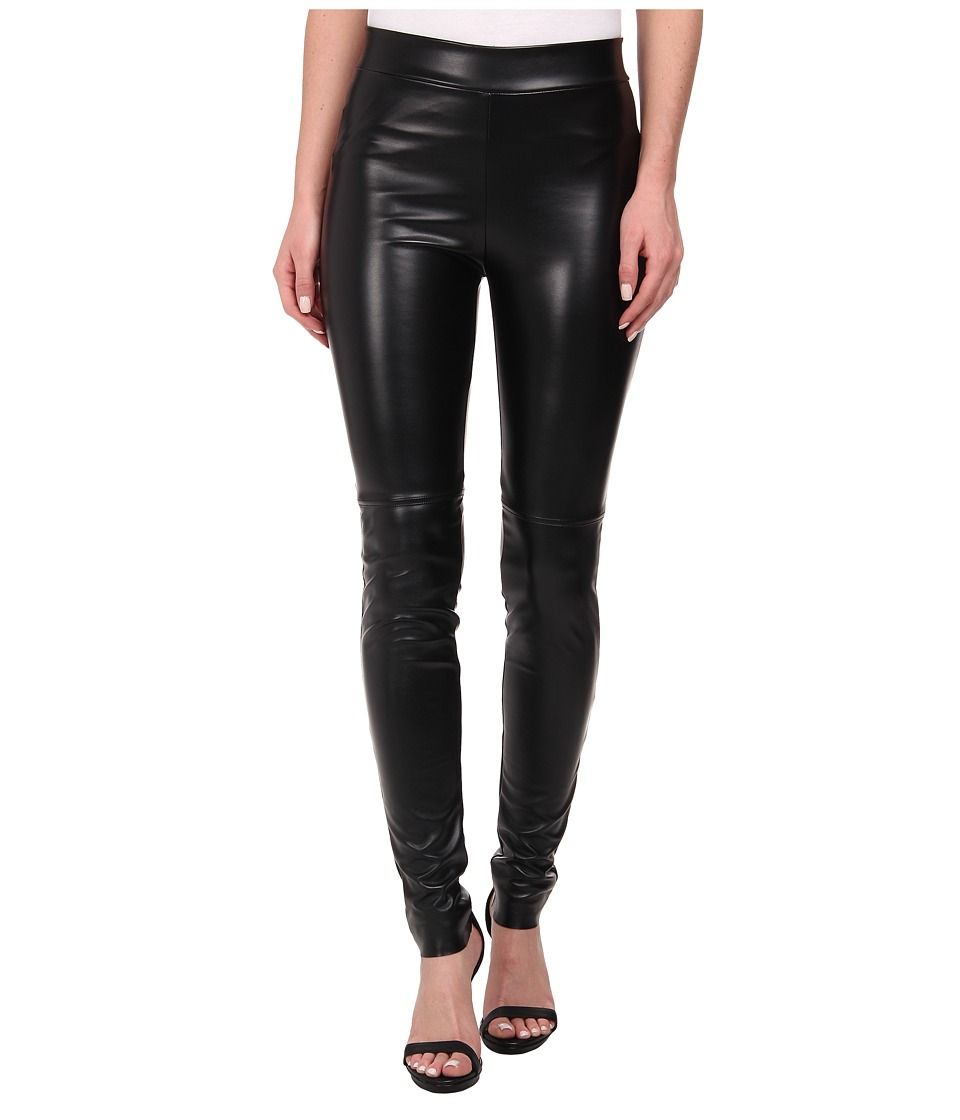 Wolford - Estella Leggings (Black) Womens Casual Pants