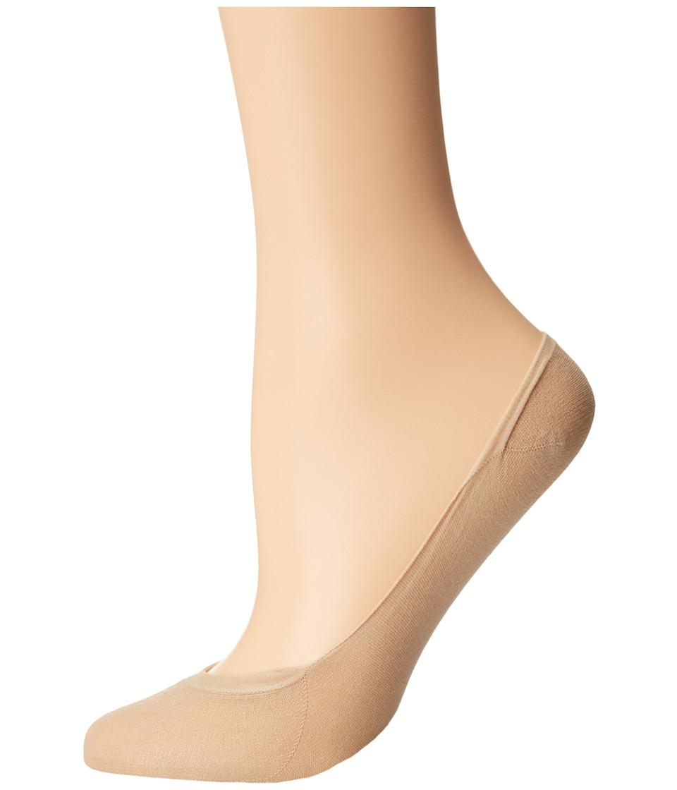 Wolford Cotton Footsies Sock Sisal Womens No Show Socks Shoes