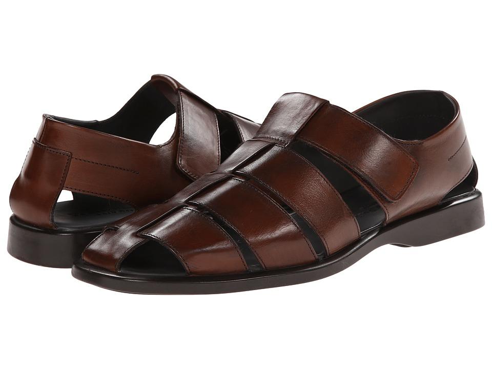 To Boot New York - Barbados (Cognac) Mens Shoes