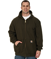 Carhartt - Big & Tall Midweight Hooded Zip Front Sweatshirt