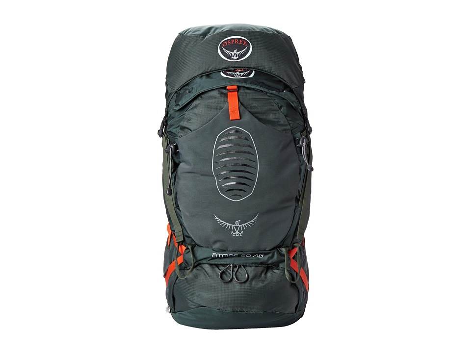 Osprey - Atmos 50 AG (Graphite Grey) Backpack Bags