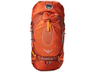 Osprey Atmos 50 Anti-Gravity (Cinnabar Red)