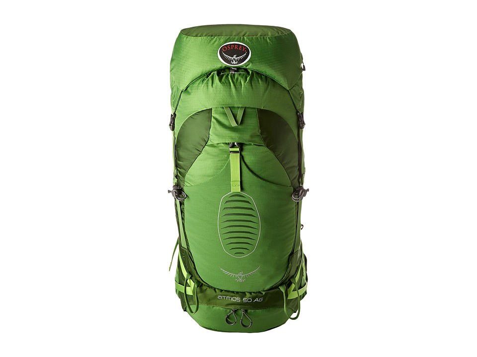 Osprey Atmos 50 AG Absinthe Green Backpack Bags