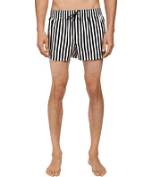 Dolce & Gabbana - Vertical Stripe Swim Trunk