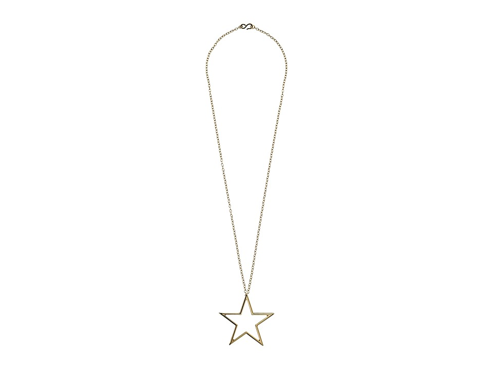 Kenneth Jay Lane - 9246NPG Necklace (Gold) Necklace