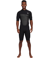 Billabong - 202 Foil FL Back Zip S/S