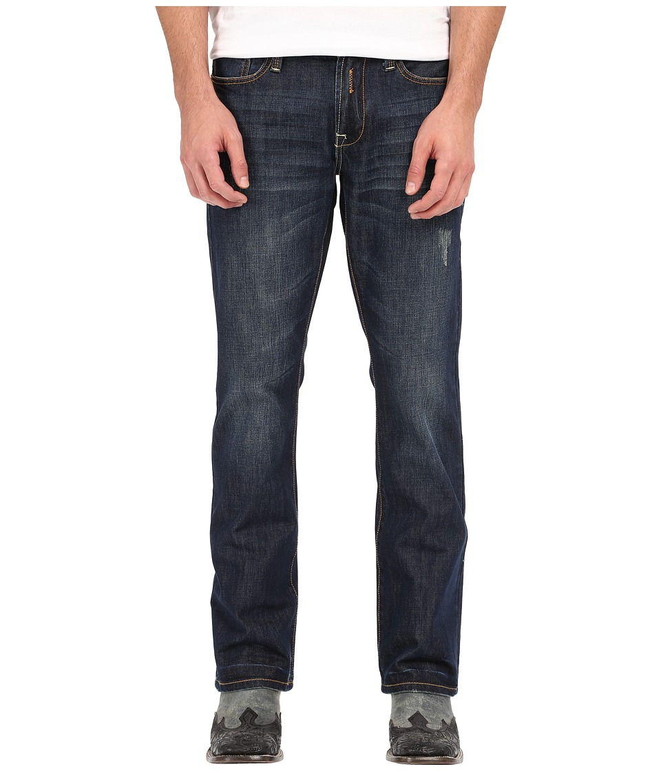 Stetson 1014 Rocker Bootcut Jean (Blue) Men