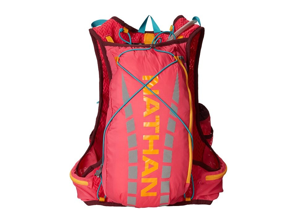 Nathan Vapor Airess Race Vest 9L Sparkling Cosmo Running Sports Equipment