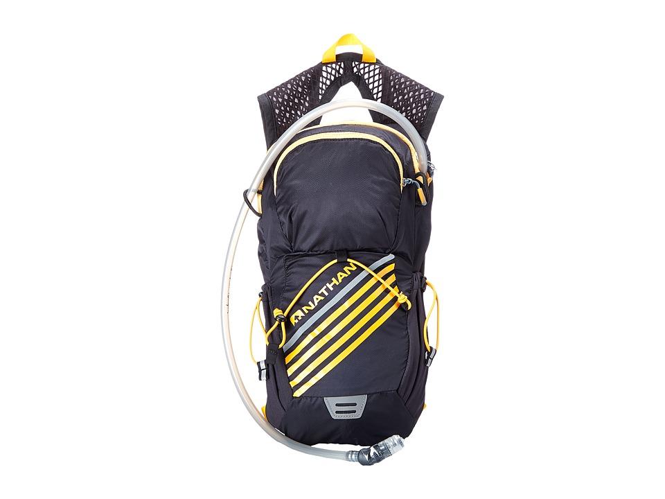 Nathan FireStorm Race Vest 5L Black Running Sports Equipment