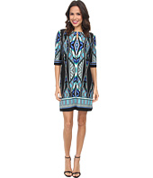 rsvp - Geo Printed Sheath Dress