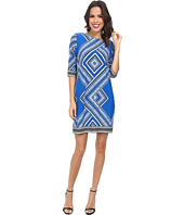 rsvp - Amy Geo Printed Sheath Dress