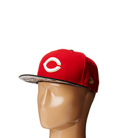 New Era - Team Hasher Cincinnati Reds