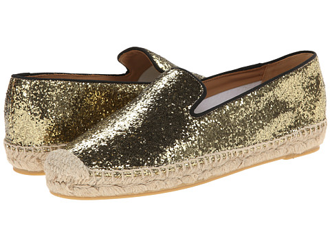 marc by marc jacobs space glitter espadrilles shipped free at zappos. Black Bedroom Furniture Sets. Home Design Ideas