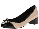 Cole Haan Sarina Pump (Froth/Black Patent)