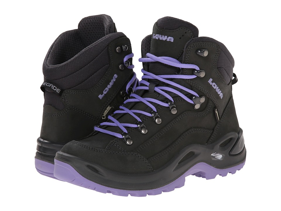 Lowa - Renegade GTX Mid (Anthracite/Litac) Men