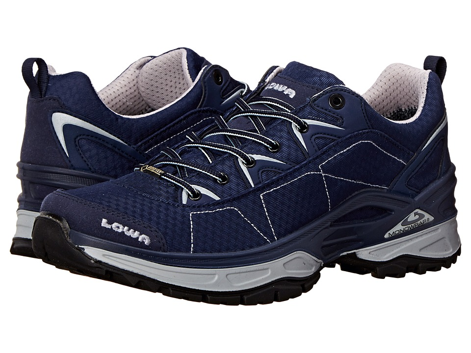 Lowa Ferrox GTX LO Navy/White Mens Shoes