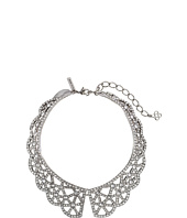 Oscar de la Renta - Scalloped Web Necklace