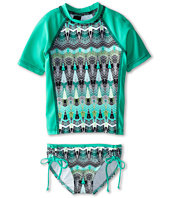 Hurley Kids - Phoenix Surf Shirt Set (Little Kids)