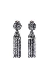Oscar de la Renta - Classic Short Tassel Earring
