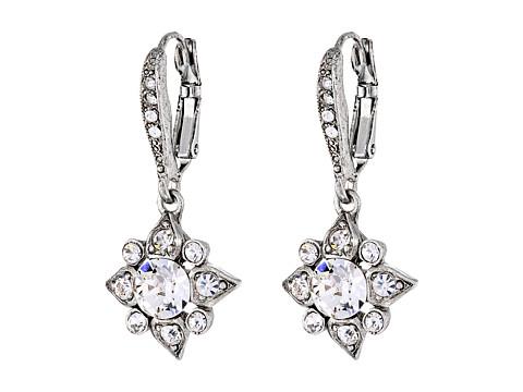 Oscar de la Renta Delicate Star Earring - Crystal/Silver