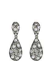Oscar de la Renta - Bold Pave Drop Earring