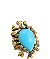 Oscar de la Renta - Coral Branch Ring