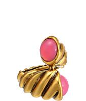 Oscar de la Renta - Shell Ring