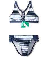 Splendid Littles - The Blues Too Halter & Tab Side Pant (Big Kids)
