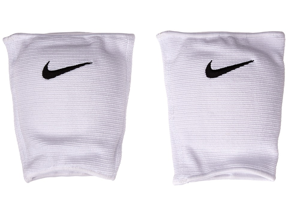 Nike Essential Volleyball Knee Pad (White) Athletic Sport...