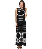 rsvp - Strapped Striped Maxi Dress