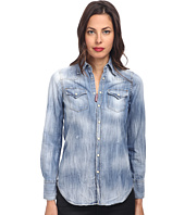 DSQUARED2 - Washed Denim Shirt