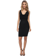 DSQUARED2 - Banded V-Neck Dress