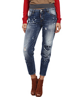 DSQUARED2 - Cropped Distressed Jeans