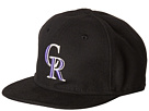 New Era My First Authentic Collection Colorado Rockies Game Youth (Black)