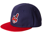 New Era My First Authentic Collection Cleveland Indians Home Youth (Navy)