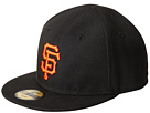 New Era My First Authentic Collection San Francisco Giants Game Youth (Black)