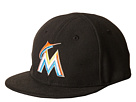 New Era My First Authentic Collection Miami Marlins Game Youth (Black)