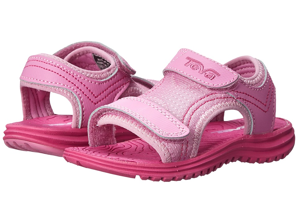 Teva Kids - Psyclone 5 (Toddler/Little Kid) (Pink) Girls Shoes