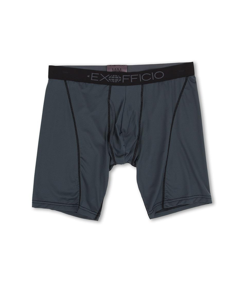 ExOfficio Give-N-Go(r) Sport 9 Boxer Brief (Phantom) Men