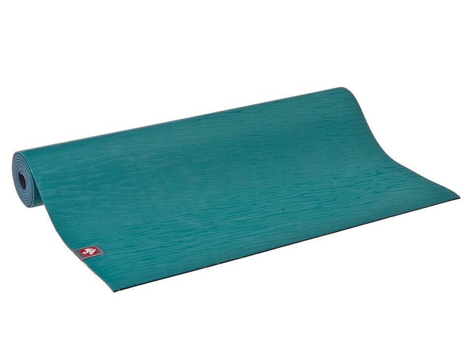 Manduka eKO Lite Mat 4mm Yoga Mat Sage Athletic Sports Equipment