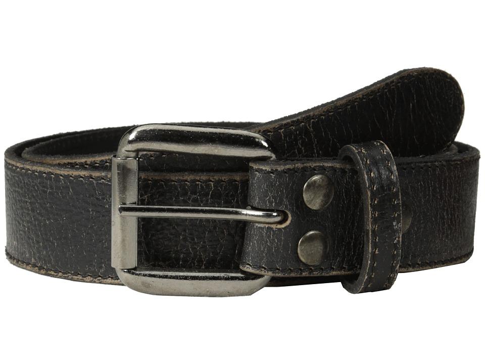 Bed Stu Meander Black Lux Mens Belts
