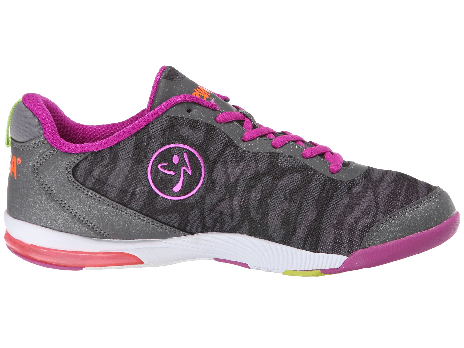 Beautiful Zumba Womens Zumba Flex Classic Sneakers Amp Athletic Shoes