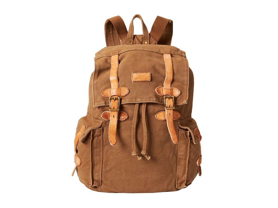 Bed Stu Columbus Tan Bags