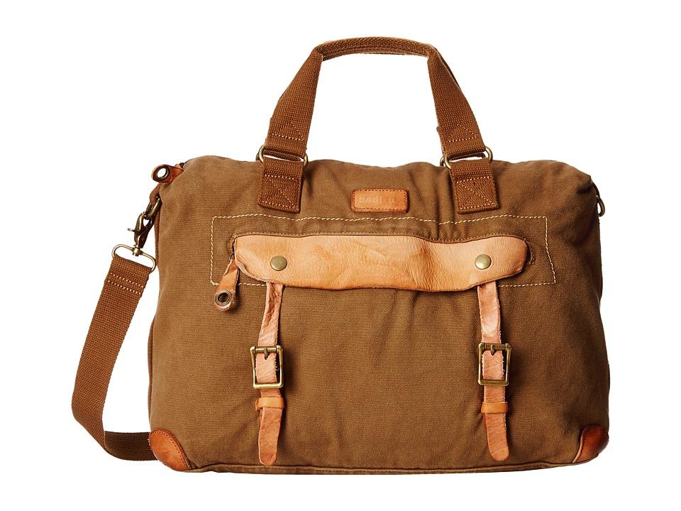 Bed Stu - Townsend (Tan) Handbags