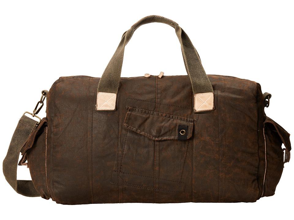 Bed Stu - Vick (Black Oil Slick) Bags