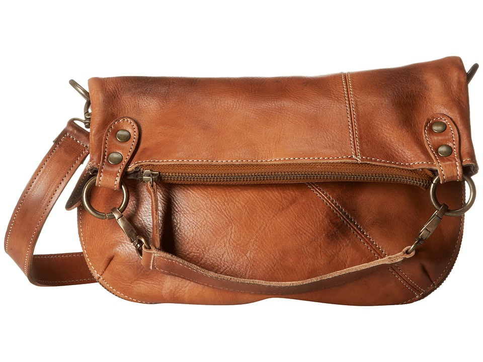 Bed Stu - Tahiti (Tan Glove) Cross Body Handbags