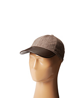 Hat Attack - Tweed/Leather Cap