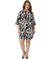 Tahari by ASL Plus - Plus Size Pauline Dress