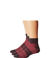 Wrightsock - Merino Coolmesh Quarter 3 Pack
