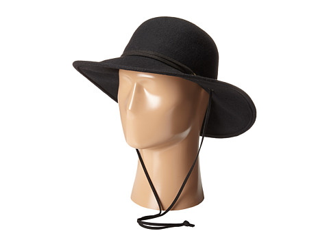 Prana Stevie Wool Hat - Black